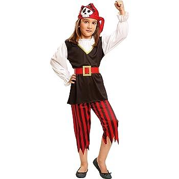 My Other Me - Disfraz de Pirata calavera para niñas, talla 1-2 ...