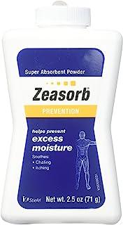 ZEASORB Powder 2.5 OZ (3 Pack)
