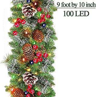 Best mini garland christmas lights Reviews