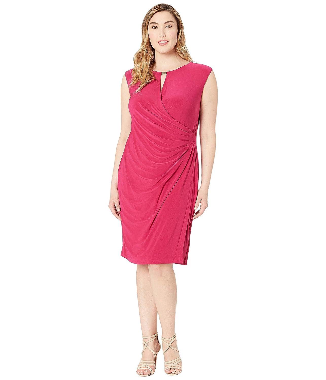 [ラルフローレン] レディース ワンピース Plus Size Elkana Dress [並行輸入品]