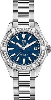 TAG Heuer - Aquaracer Reloj de Mujer Diamante Cuarzo Suizo 35mm WAY131N.BA0748