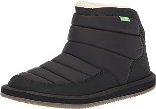 0e7c005d7f4907 Amazon.com  Sanuk - Ankle   Bootie   Boots  Clothing