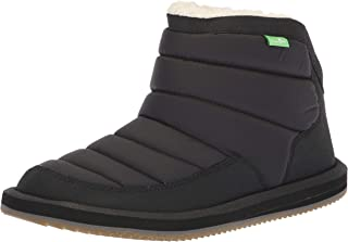 Sanuk Women's Puff N Chill Ankle Boot