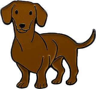 Best dachshund enamel pin Reviews