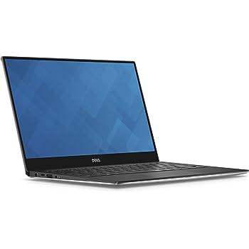 """Dell XPS 13 9360 13.3"""" FHD Laptop 8th Gen Intel Core i7-8550U 8GB RAM 256GB SSD Machined Aluminum Display Silver Win 10"""
