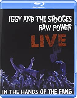 Raw Power Live: in the Hands of the Fans [Blu-ray] [Import]