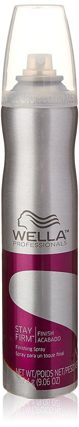 引っ張るジム盗難Wella 滞在当社は髪はユニセックスのためにスプレー仕上げ、9.06オンス 9.06オンス