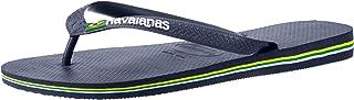 Havaianas Men's Brazil Logo Flip Flop Sandals