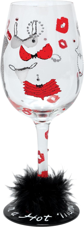 Lolita Milwaukee Mall Glassware Hot Nashville-Davidson Mall Mama 15-ounces Wine Multi-color Glass