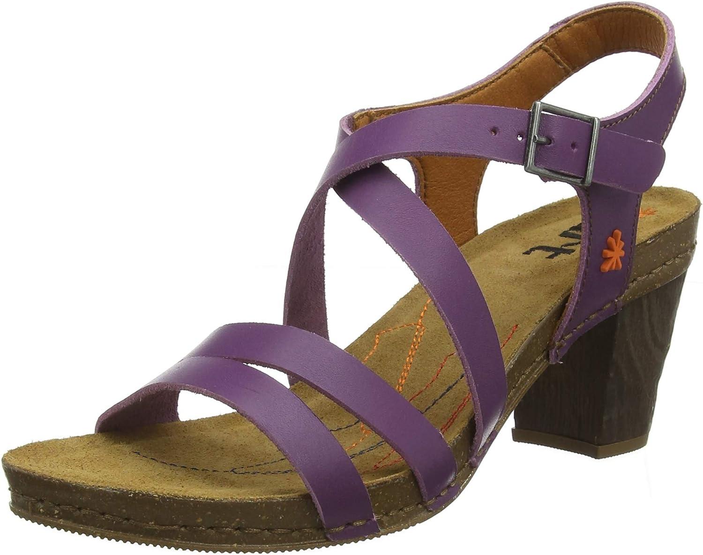 Art 0146 Becerrro purple  I Meet, unisex-adult Casual Open Toe Sandals, Purple (purple purple), 9 UK (42 EU)