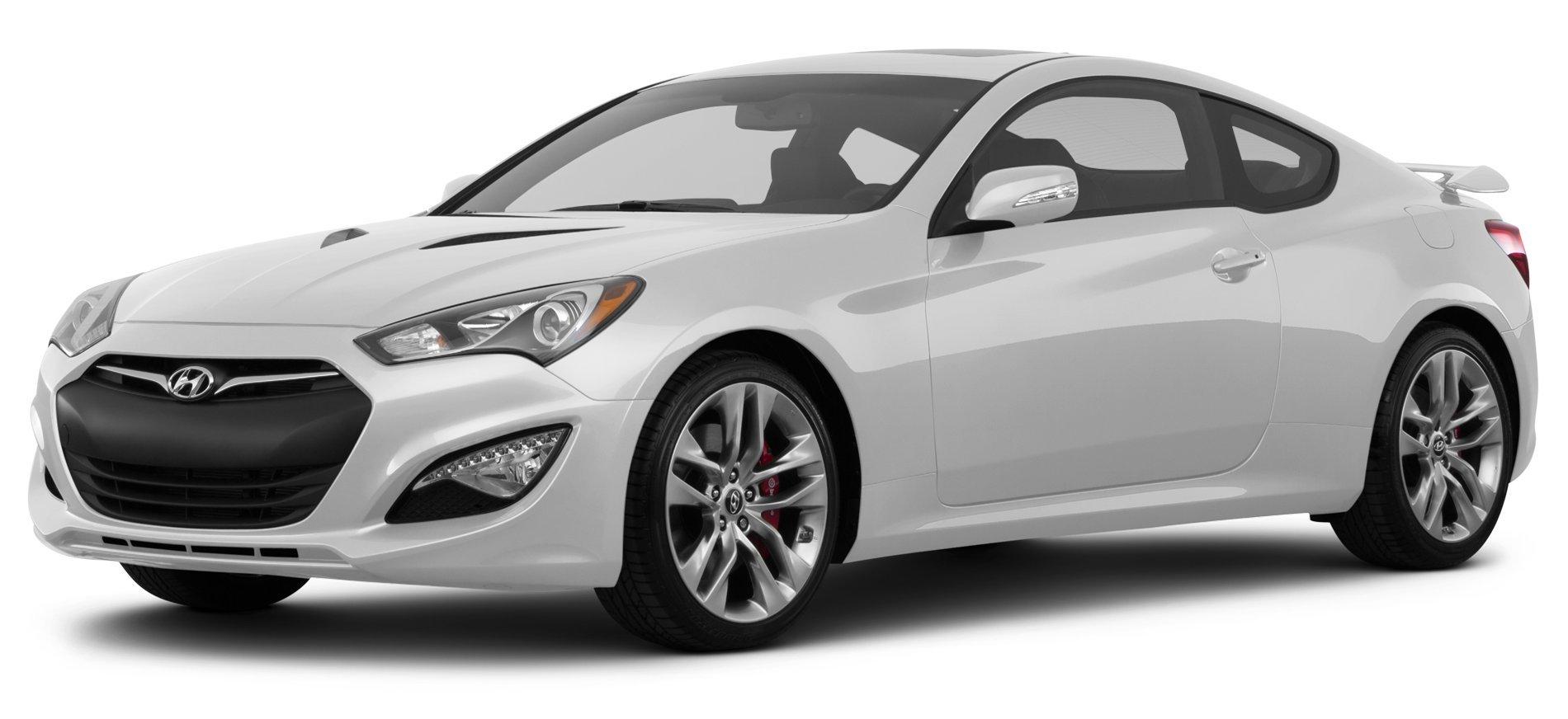 8ffadfc66d ... 2016 Hyundai Genesis Coupe 3.8L Ultimate, 2-Door Manual Transmission  w/Black ...