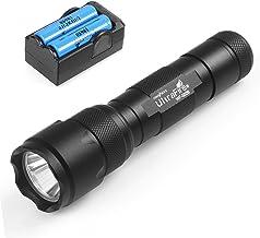 UltraFire Single Mode Handheld Flashlight WF-502B, XP-E V6 LED, Super Power 1000 Lumens hwawys led Flashlights Small Pocke...