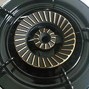 Orbegozo FO 2700 Hornillo a Gas, 7700 W, Butano o Propano, 2 ...