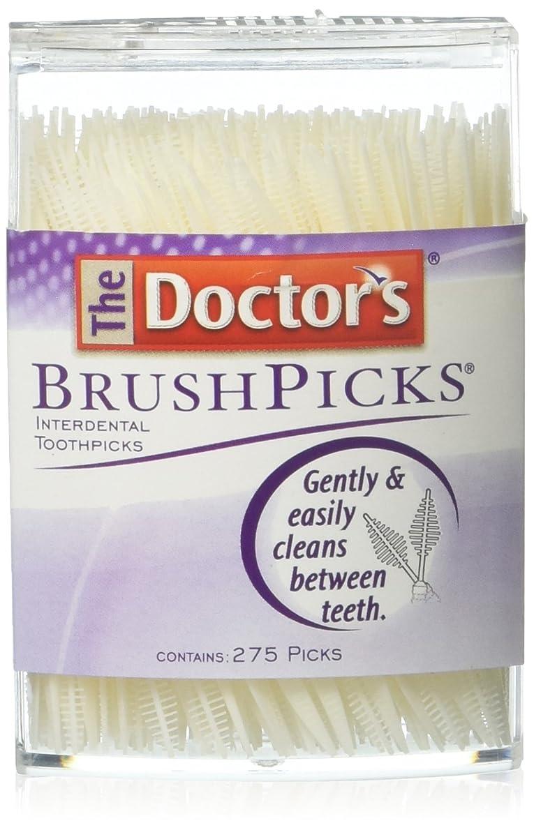 引き潮数大惨事Doctors Brush Picks 275's (並行輸入品)