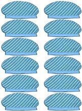 12 stks Mop Doek Pads Set for E.C.O.V.A.C. S D.E.E.B.O. T O.Z.M. O 920 950 Stofzuiger Onderdelen Vervanging Home Accessoir...