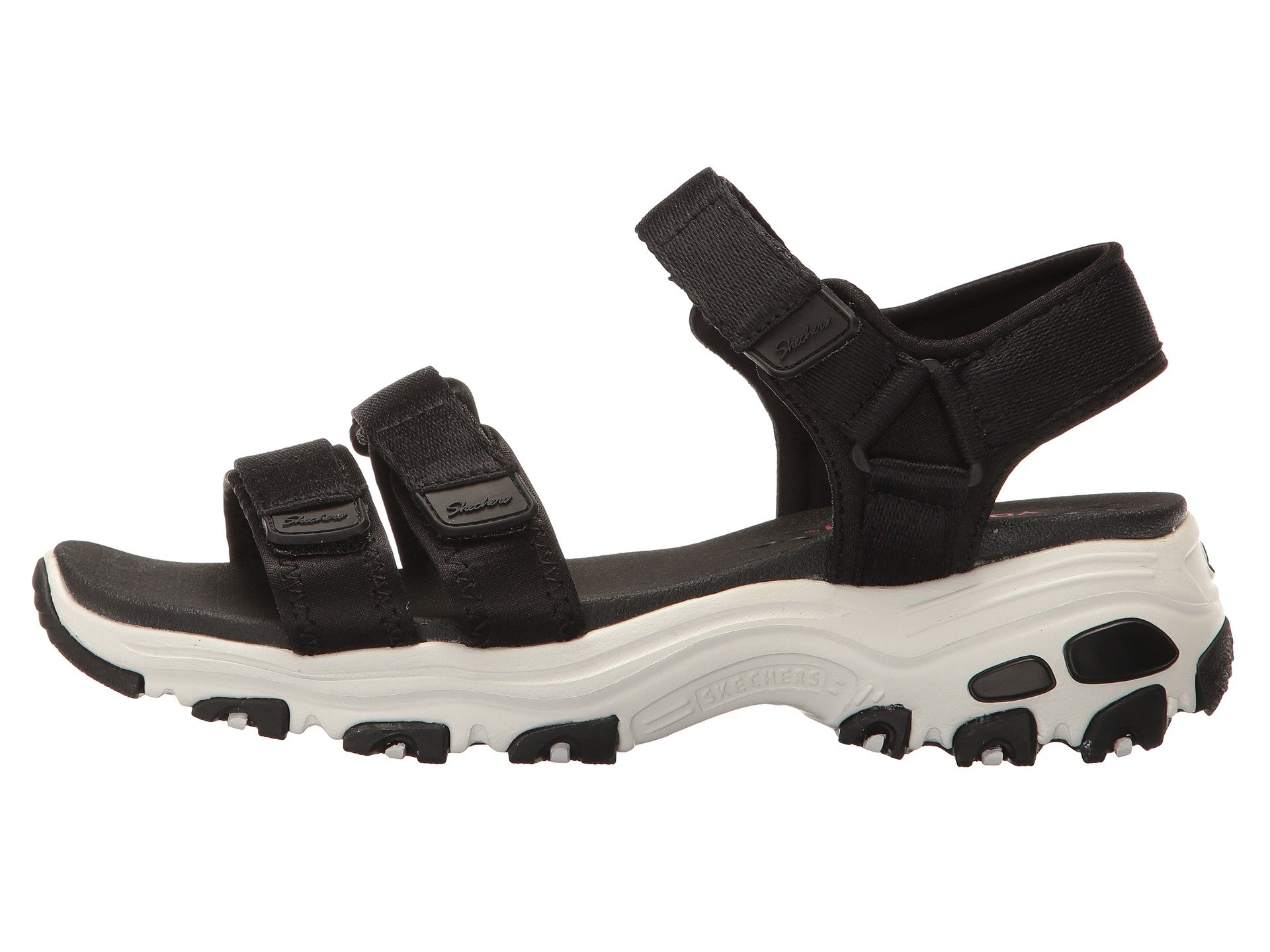 skechers d'lites sandals