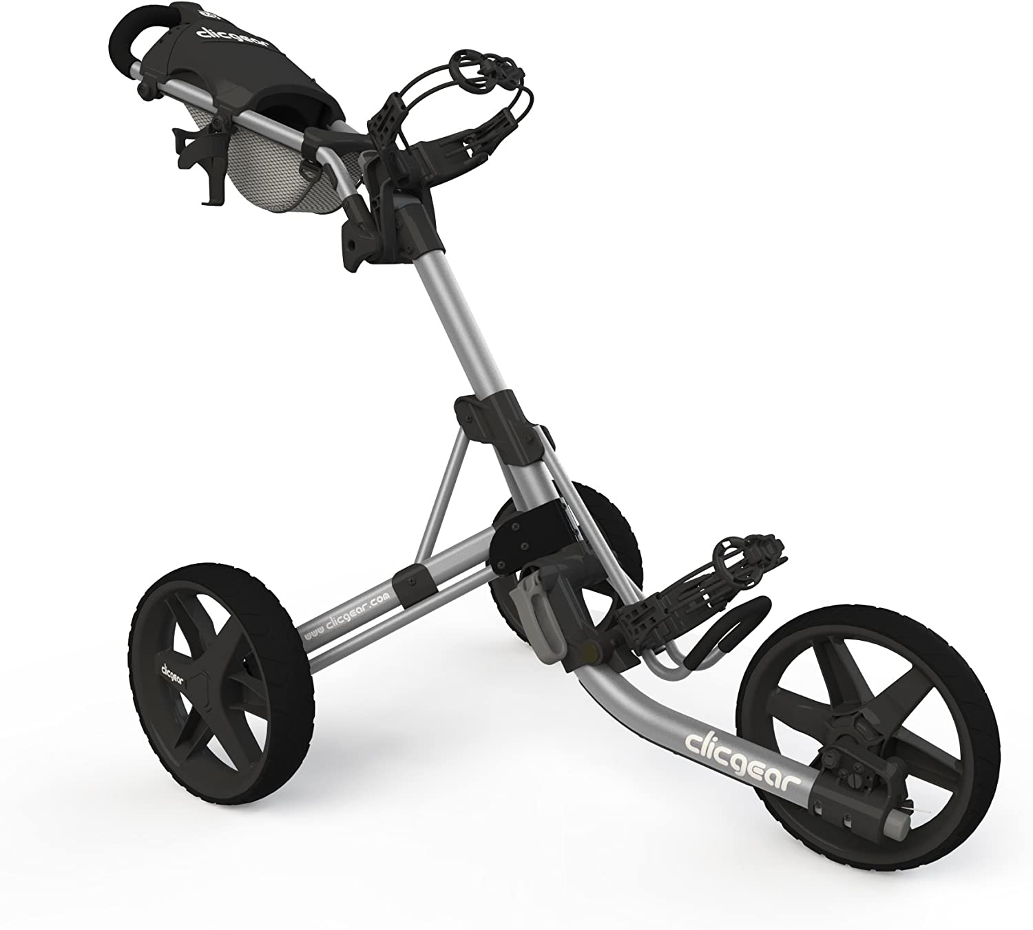 Clicgear 3.5 Plus Push Cart