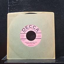 Brenda Lee 45 RPM Rockin' Around the Christmas Tree / Papa Noel
