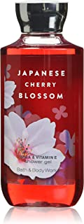 Bath & Body Works Shower Gel-Japanese Cherry Blossom- Shea enriched