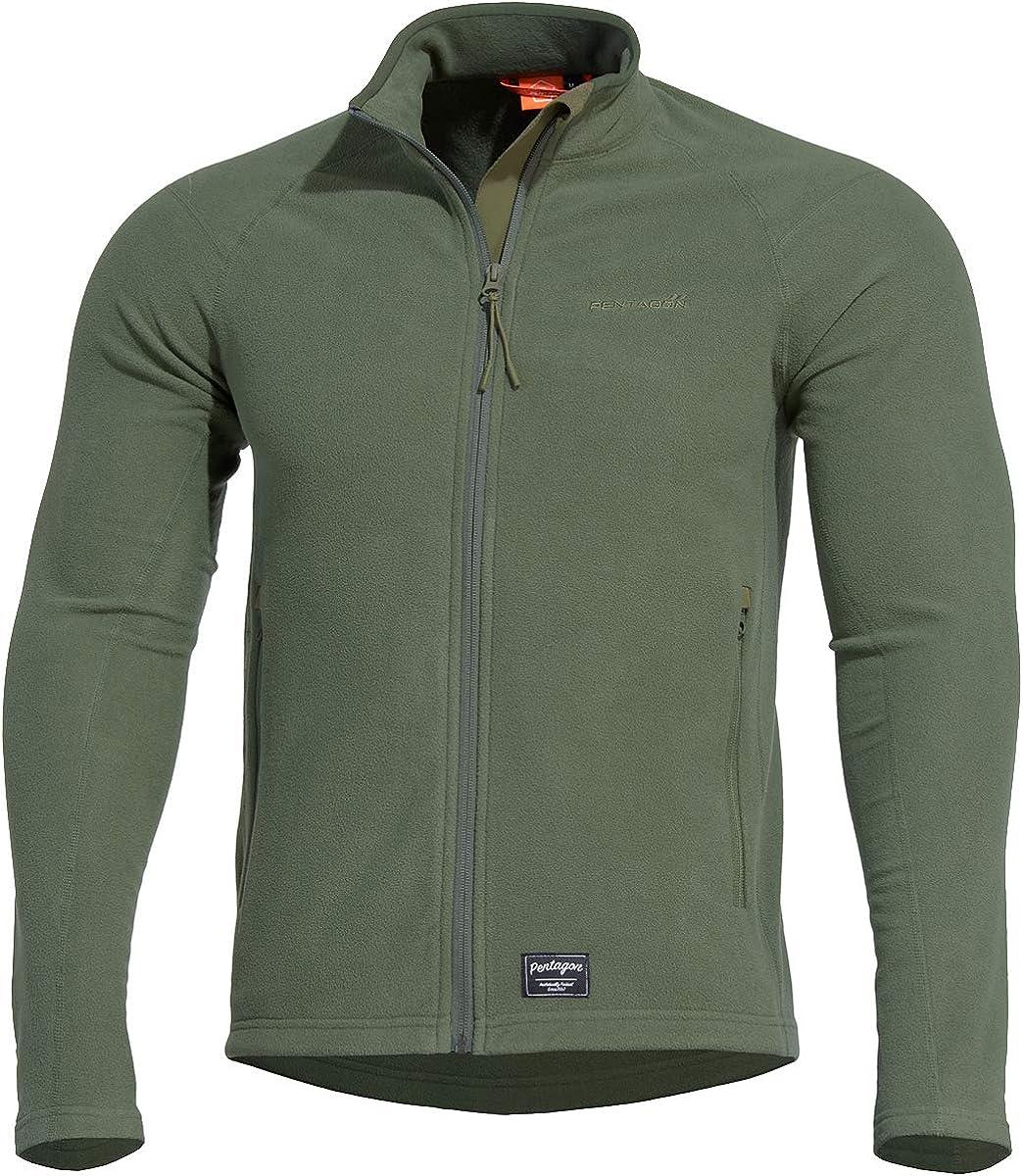Pentagon Men's Arkos Fleece Sweater Olive