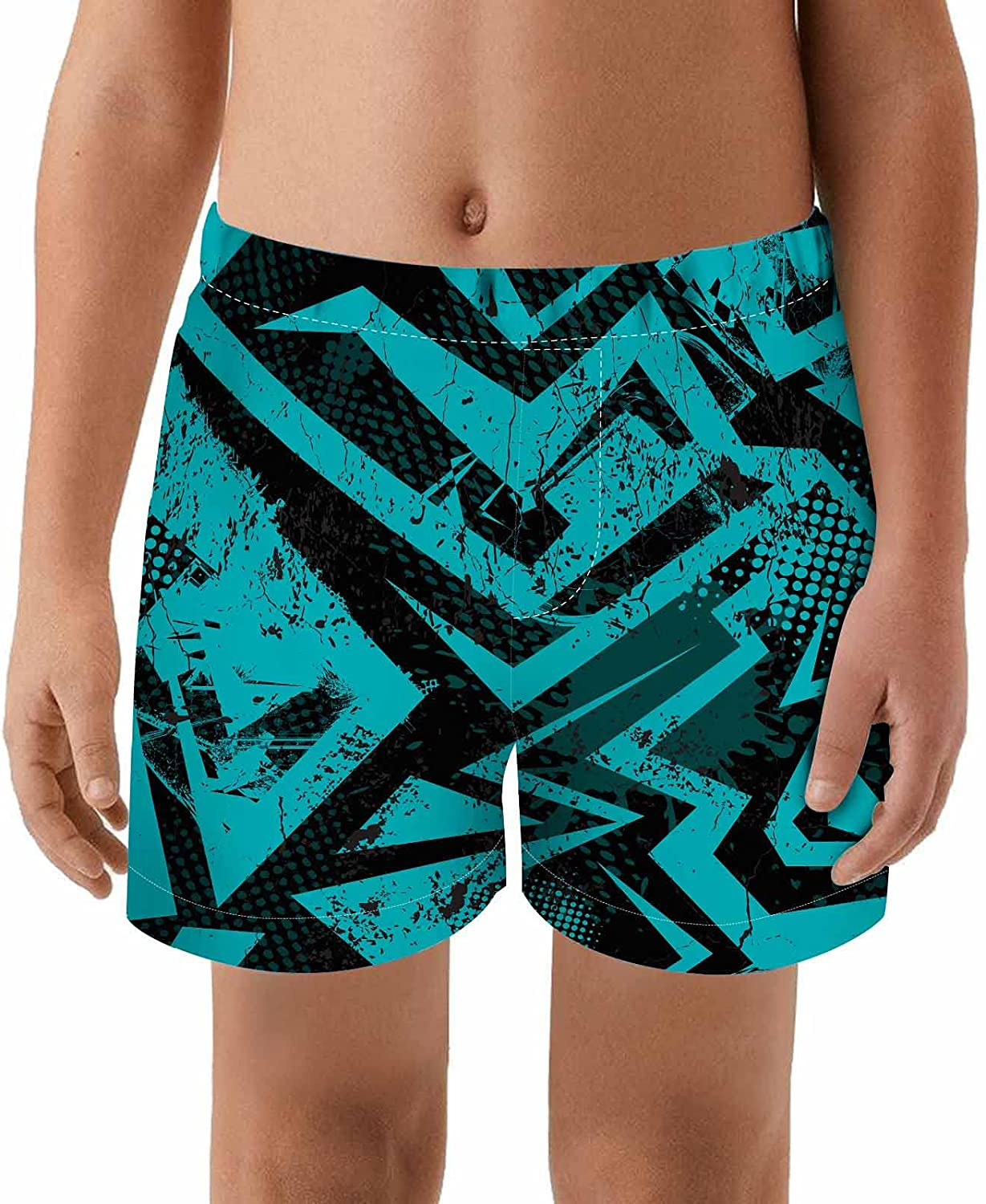 Beabes Color Direct stock discount Floral Easter Eggs Boys S Swim Trunks Bathing Suits Popular brand in the world