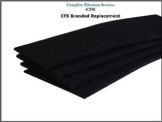 CFS COMPLETE FILTRATION SERVICES EST.2006 Humidifier Wick Filter for Vornado MD1-0002 MD1-0001 Evap3 Evap2 Evap1 30 40 HU1-0021 Holmes HM725 HM250 HM405 HM406 2 Pack