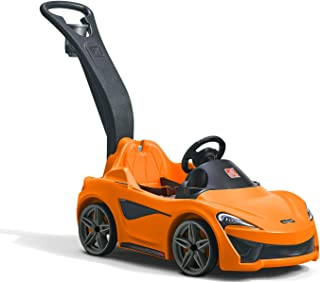 Step2 McLaren 570S Push Sports Car, Orange