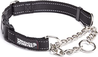Friends Forever Martingale Dog Collars for Large Dogs - Reflective No Pull Dog Collar for Training Large/Medium Breed Dogs...