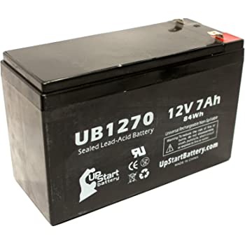 This is an AJC Brand Replacement Kung Long WP17-12 12V 18Ah UPS Battery