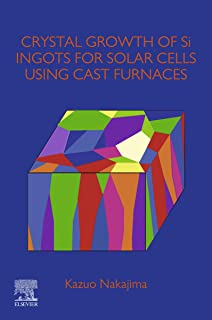 Crystal Growth of Si Ingots for Solar Cells Using Cast Furnaces