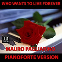 Who Wants to Live Forever (Instrumental Piano Version Tributo Queen)