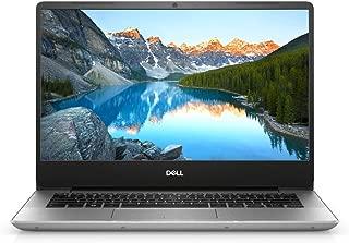 DELL 5480 Inspiron (5480-INS-1267-SLR) Clamshell Laptop, Intel Core i7-8565U, 14 Inch, 1TB+128GB, 16GB RAM, Nvidia MX 250 2GB, Win10, Eng-Ara KB, Silver