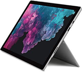 Microsoft Surface Pro (2017) Tablet, Intel Core i5-7300U, 8GB RAM, 256GB SSD, 12.3 Inch Touch Screen, Win 10 Pro with Surface Keyboard