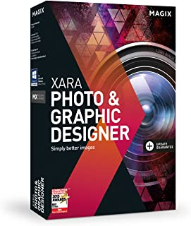 Xara Photo & Graphic Designer – Version 15 – graphic design, image editing and illustration in a single software solution