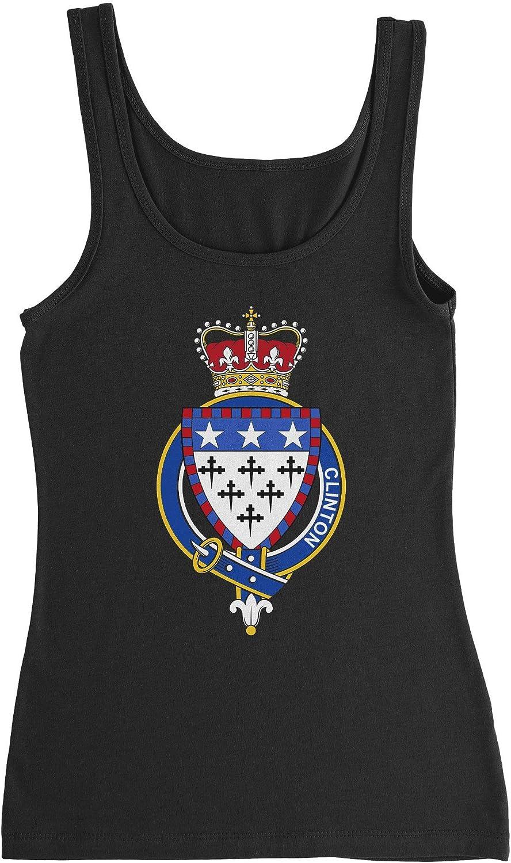 New mail order HARD EDGE DESIGN Women's Irish T-Shirt Clinton Garter Family Arlington Mall