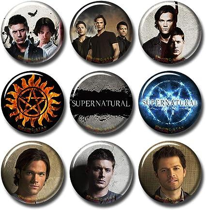 Supernatural Magnet set