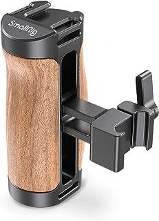 SmallRig DSLR Wooden NATO Side Handle for Camera Cage - 2915
