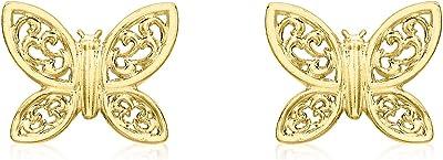 Carissima Gold - Orecchini da Donna, Oro Giallo 9K (375/1000)
