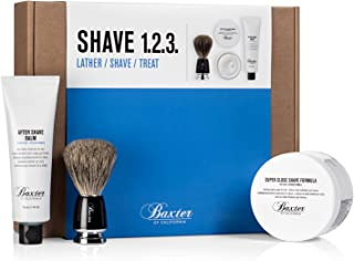 Baxter of California Shave 1.2.3 Set, 3 lb.