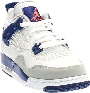 fac0a841f4a9 Amazon.com  jordan retro 4 - Sneakers   Shoes  Clothing