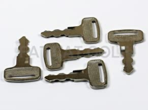 YAMAHA KEY FOR ALL STOCK YAMAHA GOLF CARTS (SET OF 5)