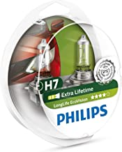 Philips 12972LLECOS2 LongLife EcoVision - Bombillas para