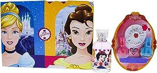 Disney Disney Princess By Disney for Kids - 2 Pc Gift Set 3.4oz Edt Spray, Manicure Kit, 2count
