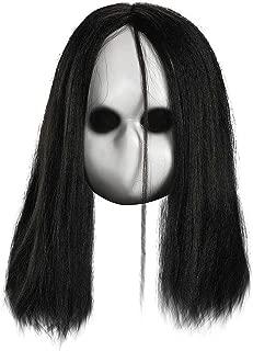 creepy plastic masks