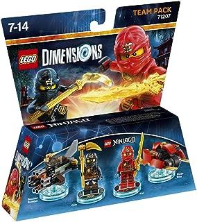 LEGO Dimensions, Ninjago Team Pack