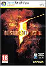Capcom Resident Evil 5 - Juego (PC, Acción / Aventura, SO (Sólo Adultos), 8192 MB, 512 MB, Intel PentiumD Processor / AMD Athlon64 X2)