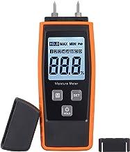 Proster Handheld Wood Moisture Test Meter Portable Backlight LCD Wood Moisture Tester..