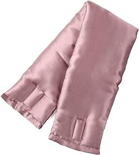 ネックウォーマー シルク100% のど痛い時 究極の肌触り 安眠 冷え性の改善