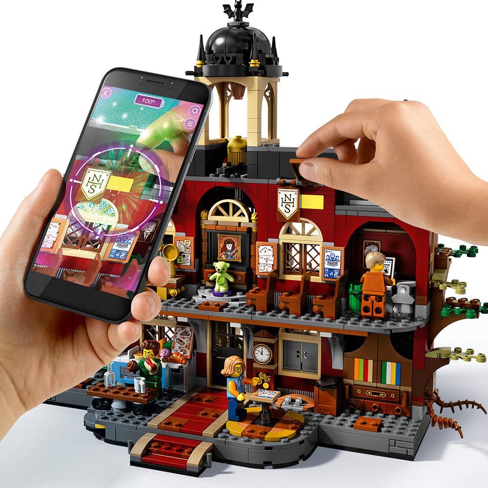 NEW LEGO Jack Davids Hoodie Cap Spencer Minifigure Hidden Side 70419 Teen Boy