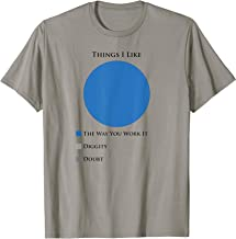 no diggity t shirt